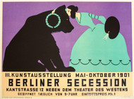 Berliner Secession Lithograph