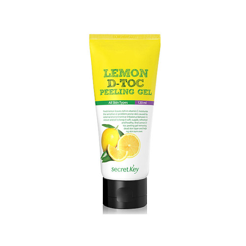 SECRET KEY Lemon D-Toc Peeling Gel 120ml