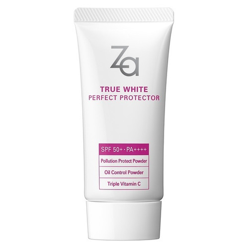 ZA True White Perfect Protector SPF50+ PA+++30g (For Face only)