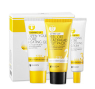 MIZON Let Me Out Bye Bye Blackhead 3-Step Kit