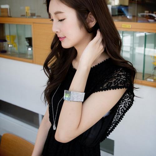 Bling Bling Wide Bracelet