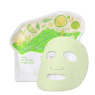 Ciracle Jeju Citrus Sudachi Whitening Mask 21g x 10PCS