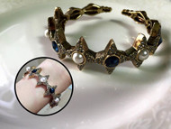 Baroque Style Bangle