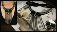 Fancy Mesh Necklace