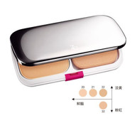 Shiseido Za True White Plus Two-Way Foundation SPF20‧PA++ 9g