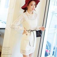Lace Bandage Dress