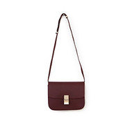 Solid Color Square Bag