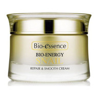 Bio-Essence Bio-Energy Snail Repair & Smooth Cream 50g