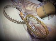 Elegant Bling Bling Crystal Bracelet