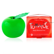 TONYMOLY Tomatox Magic Pack 80g + Green Appletox Peeling Cream 80g SET