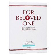 For Beloved One Extreme Hydration Extreme Hydration Bio-Cellulose Mask 3 Pcs