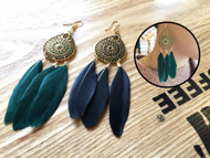 Chic Feather Earrings