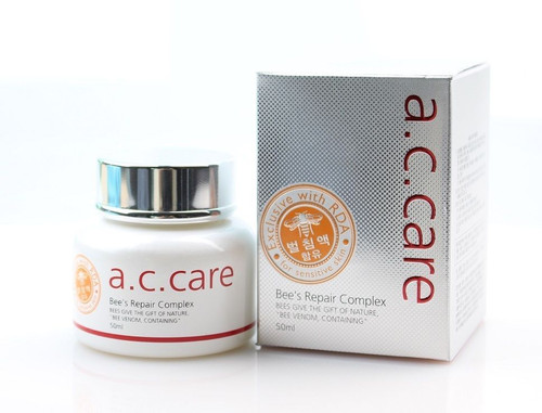 A.C. Care Bee's Repair Complex 1.69fl.oz./50ml Bee Venom Cream