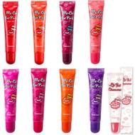 Berrisom Lip Makeup My Lip Tint Pack 9 Colors Set