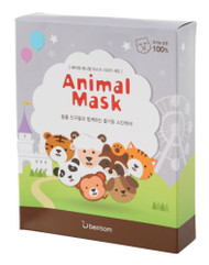 Berrisom Animal Mask Series Set (7 Sheets)