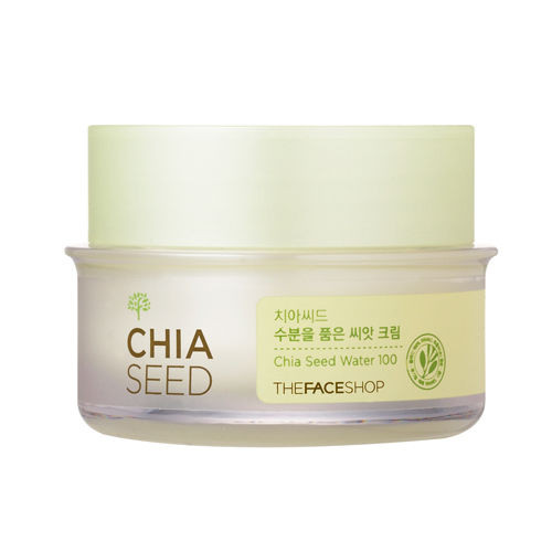 THE FACE SHOP Chia Seed Water 100 Cream 50ml