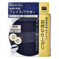 Kanebo Japan Media Makeup Face Loose Powder AA 20g SPF18 PA++ Lucent