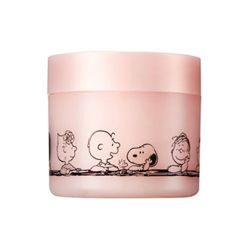 SKINFOOD Honey & Shea Butter Whipped Body Cream 300g SNOOPY LIMITED EDITION