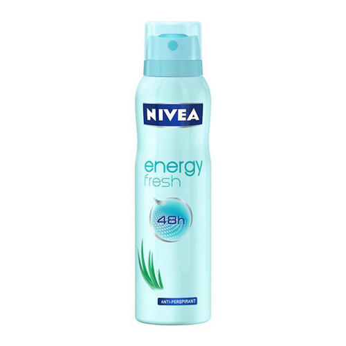 Nivea Energy Fresh Deodorant Ladies 48H Anti-Perspirant Spray 150ml