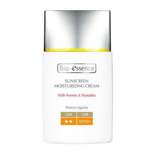 Bio-Essence Sunscreen Moisturizing Cream SPF50+ 40ml