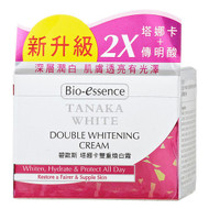 Bio-Essence Tanaka White Double Whitening Cream