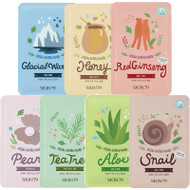 SKIN79 Fresh Garden Mask Sheet 23g * 3 Pcs