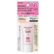 Kao Japan Curel Makeup BB Cream SPF28 PA++ 35g Natural