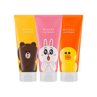 Missha Line Friends Flower Bouquet Cleansing Foam