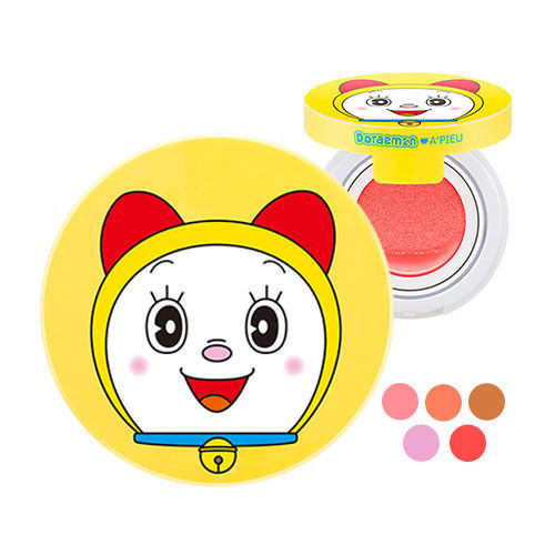 A'PIEU Air Fit Cushion Blusher (Doraemon Edition) 10g