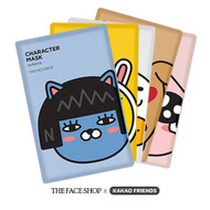 THE FACE SHOP Character Mask Kakao Friends Set
