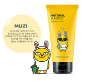 THE FACE SHOP Kakao Friends Natural Sun Eco Baby Mild Sun 50ml