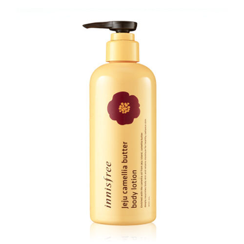 innisfree Jeju Camellia Butter Body Lotion 300ml