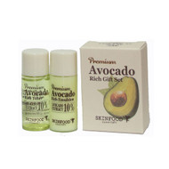 SKINFOOD Premium Avocado Rich Gift Set Toner & Emulsion 2 Set