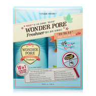 ETUDE HOUSE Wonder Pore Freshner 500ml New 10-in-1 With Cotton Pads