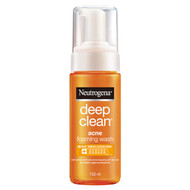 Neutrogena Deep Clean Acne Foaming Wash