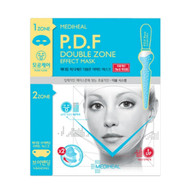 MEDIHEAL P.D.F Double Zone Effect Mask Sheet