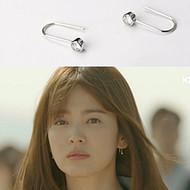 Descendants of the Sun Song Hye-Kyo 925 Silver Hook Earrings