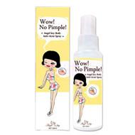 Angel key Wow! No Pimple! Anti-Acne Pimple Blemish Body Mist Spray