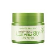 NATURE REPUBLIC California Aloe Vera 80% Gel Cream