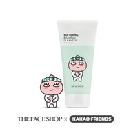 THE FACE SHOP Kakao Friends Softening Foaming Cleanser #Apeach