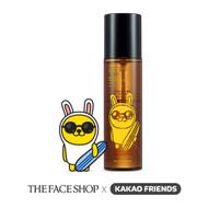 THE FACE SHOP Kakao Friends Make Me Gorgeous Bronze Tanning Oil #Muzi
