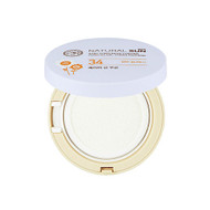 THE FACE SHOP Natural Sun Eco Baby Sunscreen Cushion