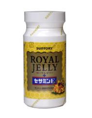 SUNTORY Royal Jelly Sesamin E Tablets