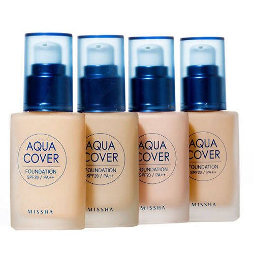 MISSHA Aqua Cover Foundation