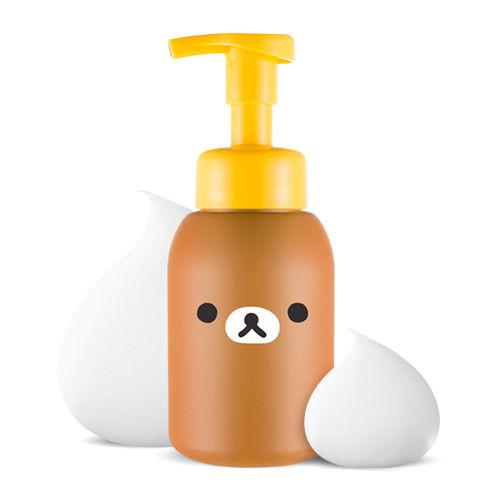 A'PIEU Rilakkuma Perfect Clean Bubble Cleansing Foam