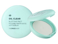 THE FACE SHOP Oil Clear Blotting Pact