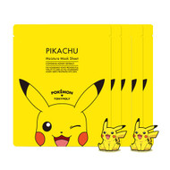 TONYMOLY Pokemon Pikachu Moisture Mask Sheet