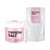 MISSHA Crystal Salt Body Oil & Scrub Rose