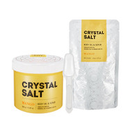 MISSHA Crystal Salt Body Oil & Scrub Mango