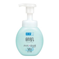 Hada Labo AHA+BHA Exfoliating Face Wash Foam 160ml